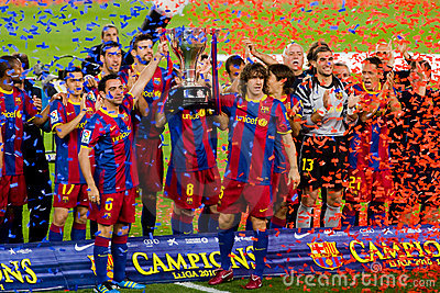 spanischer liga