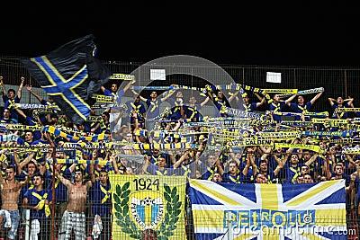 FC Dinamo Bucharest-FC Petrolul Ploiesti Editorial Image