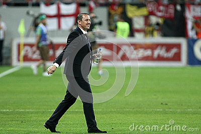 FC Dinamo Bucharest- FC Steaua Bucharest Editorial Stock Photo