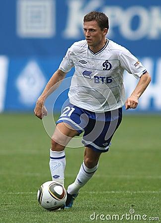 FC Dynamo Moscow vs. FC Dynamo Kyiv Editorial Image