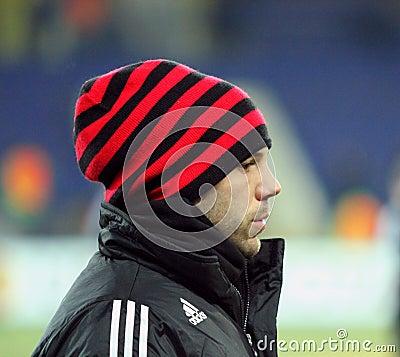FC Metalist Kharkiv - Bayer 04 Leverkusen Editorial Photo