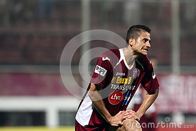 FC Rapid Bucharest-CFR Cluj Editorial Photography
