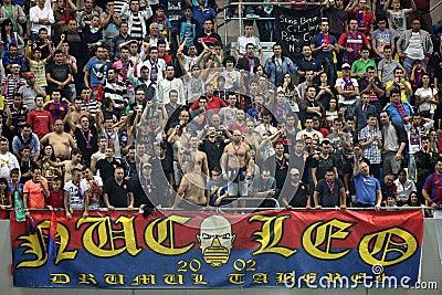 FC Steaua Bucharest - CFR Cluj Editorial Photography