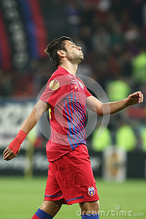 FC Steaua Bucharest - FC Copenhaga Royalty Free Stock Image - Image: 26971866