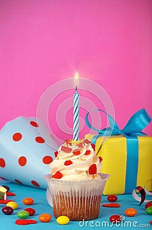 Födelsedagkaka