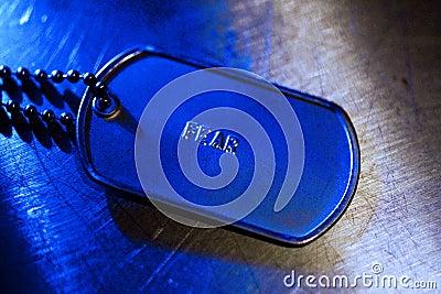 Fear tag