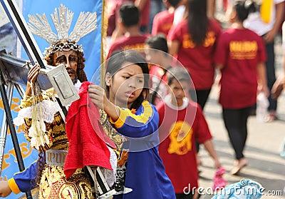 Feast of Black Nazareno, Philippines Editorial Image