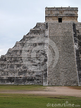 February in Chichen Itza, Yucatan, Mexico