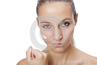 Fed up with applying moisturizing cream