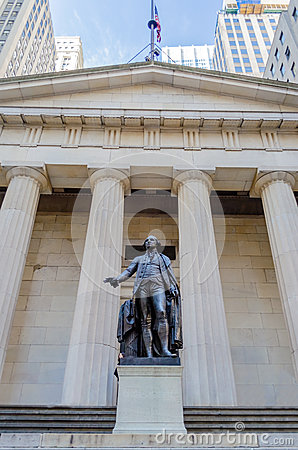 Federacyjny Hall, Miasto Nowy Jork