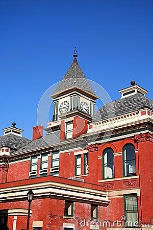 Federal Bilding In Pennsylvania