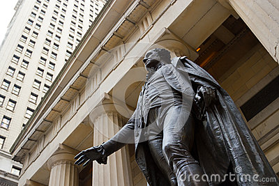Federal Hall, Wall Street, New York