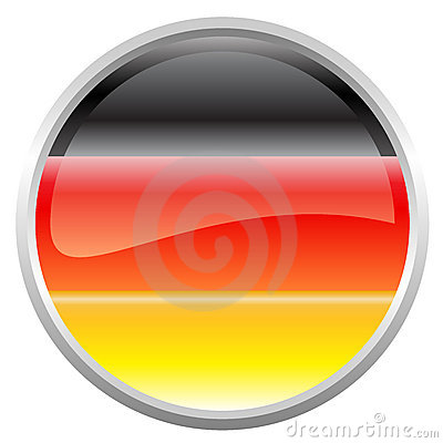 Federal Republic of Germany flag