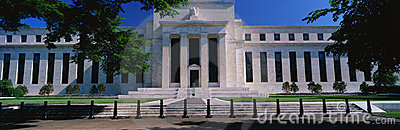 Federal Reserve Bank Editorial Photo