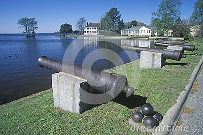 Federal style cannons