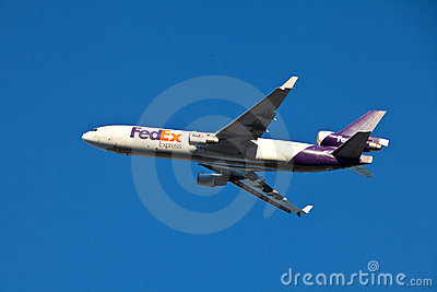 FedEx MD-11 Editorial Image