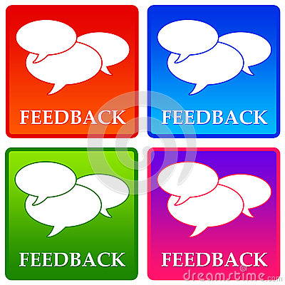 Free Feedback Royalty Free Stock Photography - 30375687
