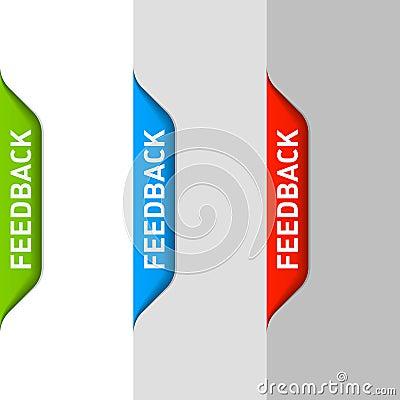 Feedback element