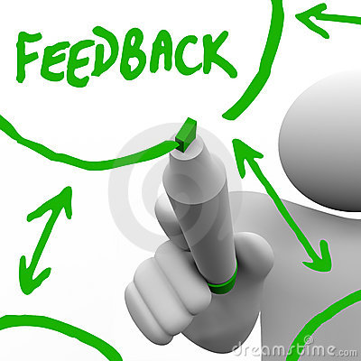 Feedback - Recording Input from Others