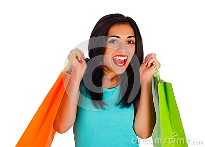 Feeling Awesome After Shopping