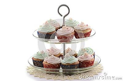 Feestelijke cupcakes