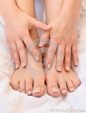 Free Feet Stock Photography - 440982
