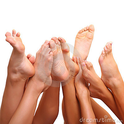 Free Feet And SPA Stock Images - 8971774