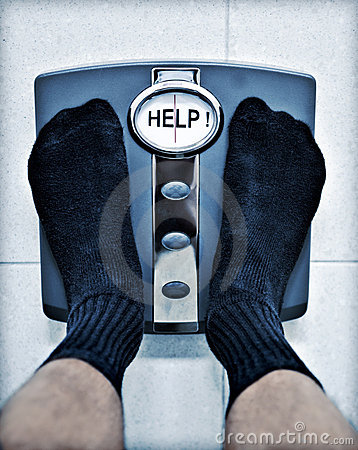 Feet Bathroom Scales Weight Loss