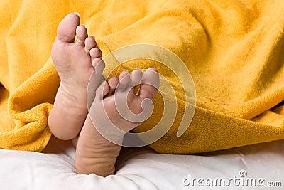 Feet at comfort