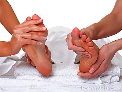 Feet and SPA
