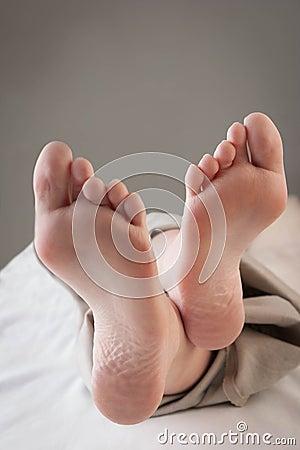 Feet-up