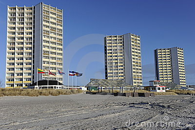 Fehmarn, Vacation Resort Editorial Photography