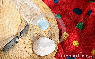 Feiertag in Sommer 2