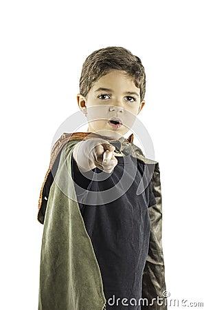 Feiticeiro 2 da criança