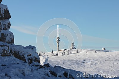 Felberg山顶