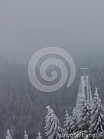 Feldberg, foresta nera - Germania