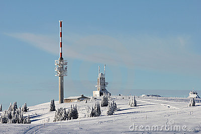 Feldberg Germany Mountain Peak