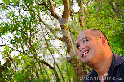 Felicidade no ar
