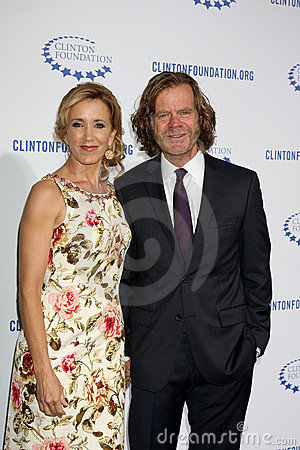 Felicity Huffman, William H Macy, William H. Macy Editorial Image