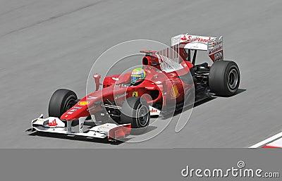 Felipe Massa Editorial Stock Photo