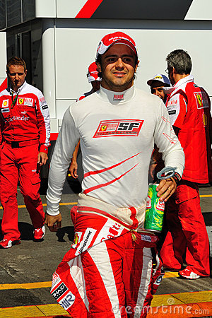 Felipe Massa Editorial Stock Photo