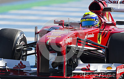 Felipe Massa Editorial Image