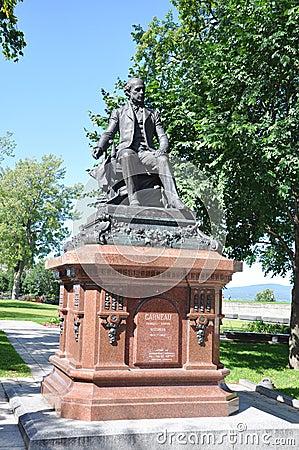 Felix Gatineau Statue