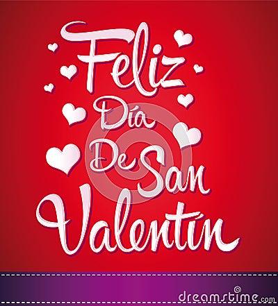 Feliz Dia De San Valentin Stock Images Image 37088634