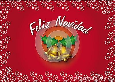 Feliz Navidad Fotografía de archivo - Imagen: 17326772