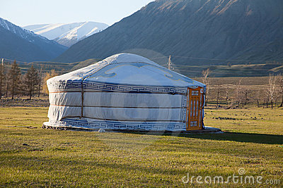 Felt Yurt