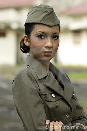 Female Army Personnel