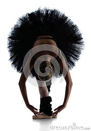 Free Female Ballet Dancer Stock Image - 31754381