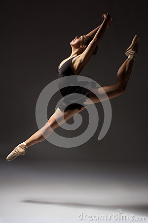 Free Female Ballet Dancer Stock Photography - 32581612