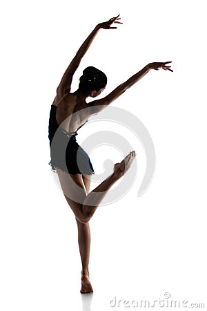 Free Female Ballet Dancer Stock Photos - 34202053